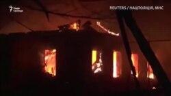 «Якби мене не підібрала машина, я б згоріла» – очевидиця про пожежі на Луганщині – відео