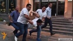 Ոստիկանությունը չի հերքում քաղաքացիական հագուստով անձանց մասնակցությունը հունիսի 23-ի գործողությանը