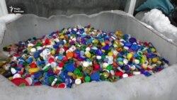 Як переробляють сміття в Києві (відео)