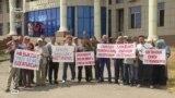 «Показатель несправедливости». Еще трем активистам ограничили свободу