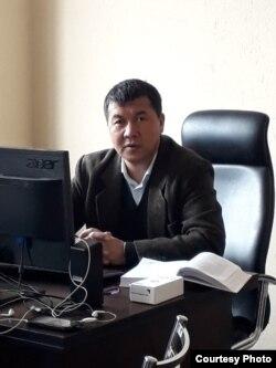 Эсен Өмүракунов.
