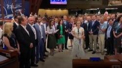 Заява України та шести інших делегацій, що залишили залу ПАРЄ – відео з перекладом