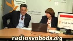 Олег Тягнибок в ефірі Радіо Свобода