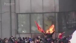 Антиурядові протести в Косові завершилися насильством (відео)