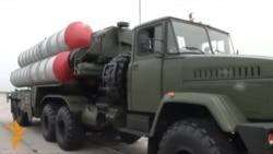 Ruska demonstracija vojne opreme blizu ukrajinske granice