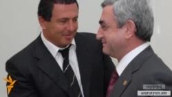 Հանդիպել են Սերժ Սարգսյանն ու Գագիկ Ծառուկյանը