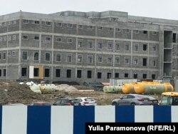 Строительство онкологического центра в Калининграде