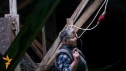 Такое жыцьцё: Замест даху — цэляфан