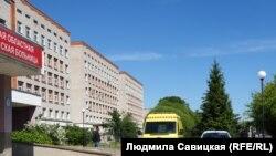 Областная больница Псковской области (архивное фото)