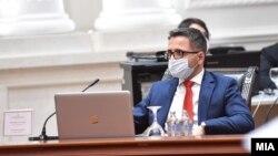 Министерот за финансии, Фатмир Бесими
