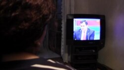 Arxa küçələrdə teledebat sorağı