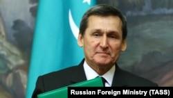 Министр иностранных дел Туркменистана Рашид Мередов в последний раз участвовал на правительственном заседании 20 августа 2021 года
