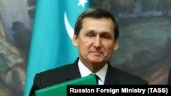 Türkmenistanyň daşary işler ministri Reşit Meredow öz iş ýerinde soňky gezek 20-nji awgustda göründi.