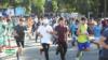 День национального бега в Душанбе. 16 мая 2021