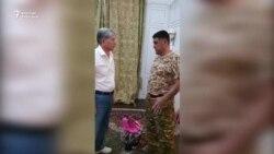Как задерживали Алмазбека Атамбаева
