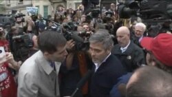 George Clooney Arrested For Protest At Sudanese Embassy