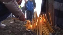 Protest kod Međurova: Blokade dok ne obezbede pružni prelaz