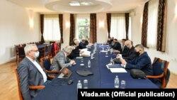 Билатерална мултидисциплинарна комисија за историски и образовни прашања помеѓу Република Северна Македонија и Република Бугарија