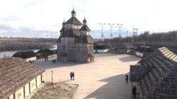 У Запоріжжі на Хортиці провели флешмоб української пісні (відео)