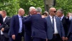 Clinton: Kosova meriton të jetë në BE dhe NATO