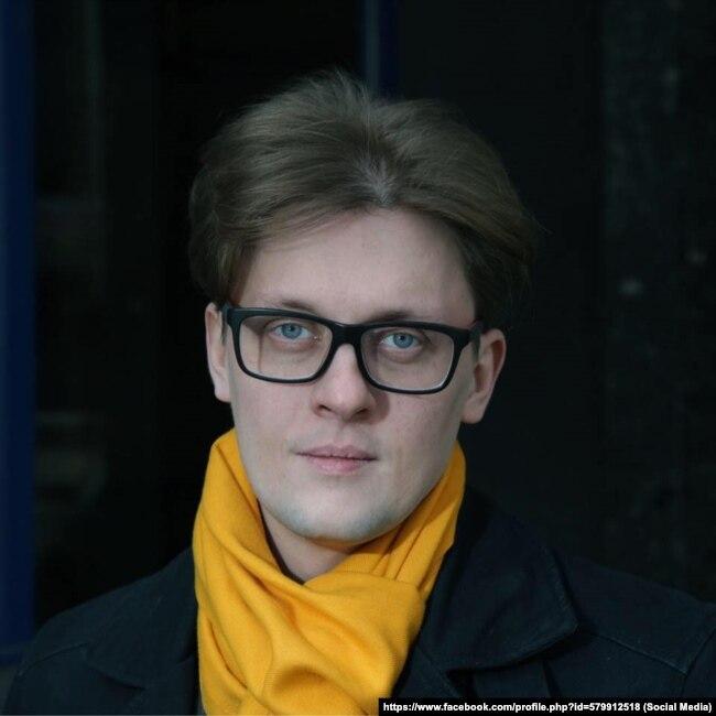 Владимир Жбанков, заместитель директора «Дом свободной России»