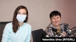 Victoria Morozov și Valentina Ursu