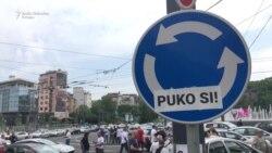 Beogradski taksisti blokirali Slaviju