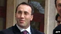 Ramush Haradinaj, Ramush (file photo)