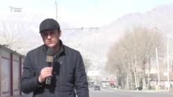 Боздошти майори милиса баъди садамаи маргбор дар Душанбе