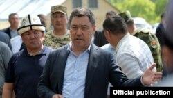 Садыр Жапаров 27-май. 2021-жыл