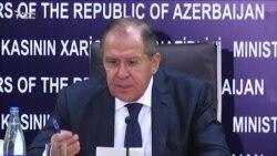 Lavrov BMT-nin Qarabag qətnamələrini şərh edir