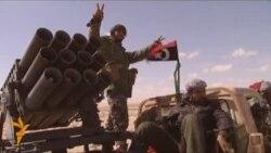 Либиянең Брега шәһәре тирәсендә бәрелешләр