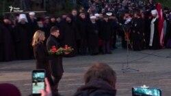 День пам'яті жертв Голодомору у Києві (відео)