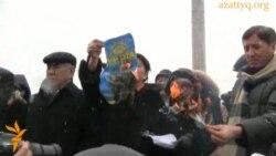 Оппозиция протестует против итогов выборов