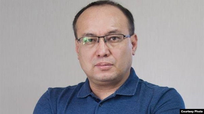 IT-аналитик Омирбек Курбанбаев