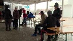 Mjerimi i migrantëve në Maqedoni