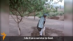 Planting Trees In Afghanistan 'In The Name Of God'
