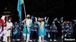 Ceremonia de deschidere a Jocurilor paralimpice Tokyo 2020