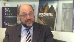 Мартін Шульц: я розумію тих, хто каже, що «Північного потоку-2» бути не повинно