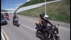 Уфада мотоцикл мизгелен ачу йөреше