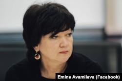 Эмине Авамилева, Крымский адвокат