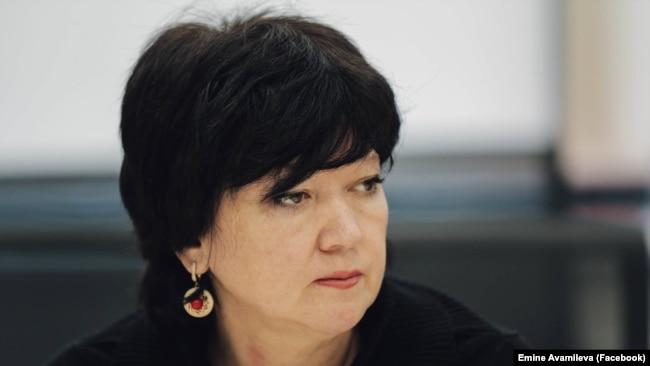 Эмине Авамилева