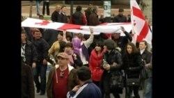 В Тбилиси прошла многотысячная акция ЕНД