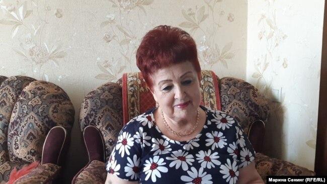 Тамара Котюбеева