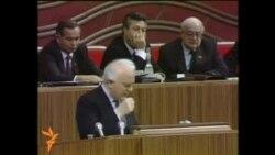 """Эдуард Шеварднадзе: """"Диктаторлыкның киләчәге юк, дип ышанам"""""""