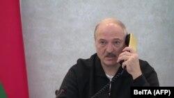 ალექსანდრ ლუკაშენკა
