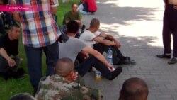 Китайские рабочие двинулись с протестами на Минск