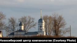 Церковь села Чингис