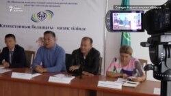 В северный Казахстан приехали разъяснители перехода на латиницу