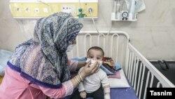 روز ۲۲ بهمن خبر رسید که تنها در یک بیمارستان شهر مشهد بیش از صد کودک بر اثر ابتلا به کرونا جان باختهاند.